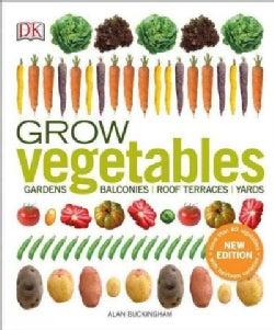 Grow Vegetables (Paperback)
