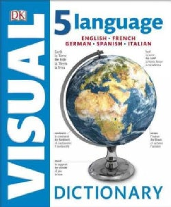 5 Language Visual Dictionary (Paperback)