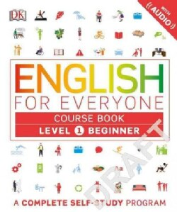 English for Everyone Course Book Level 1: Beginner (Paperback)