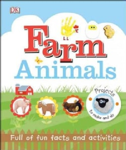 Farm Animals (Hardcover)