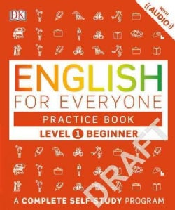 English for Everyone Level 1: Beginner Practice Book (Paperback)