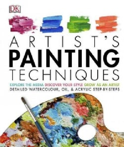 Artist's Painting Techniques (Hardcover)