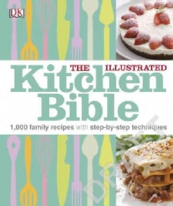The Illustrated Kitchen Bible (Paperback)