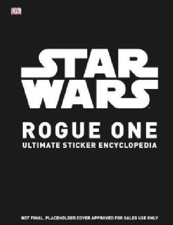 Star Wars Rogue One Ultimate Sticker Encyclopedia (Paperback)