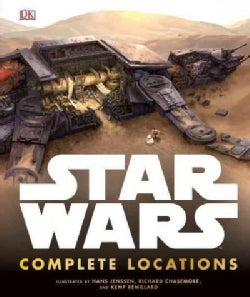 Star Wars Complete Locations (Hardcover)