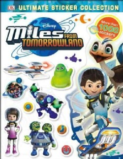 Miles from Tomorrowland: Ultimate Sticker Collections (Paperback)