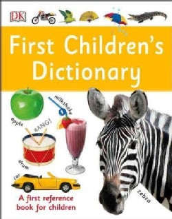 First Children's Dictionary (Hardcover)
