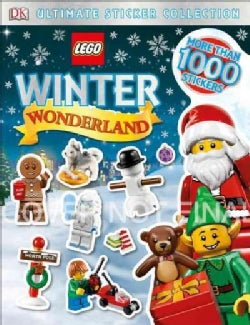 Lego Winter Wonderland (Paperback)