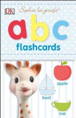 Sophie La Girafe ABC Flashcards (Cards)