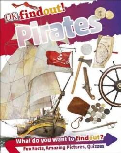DK Findout! Pirates (Paperback)