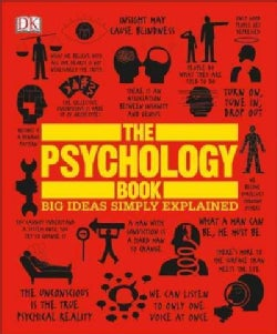 The Psychology Book: Big Ideas Simply Explained (Paperback)