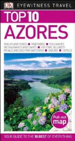 Dk Eyewitness Top 10 Azores (Paperback)