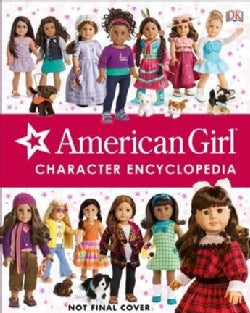 American Girl Character Encyclopedia (Hardcover)