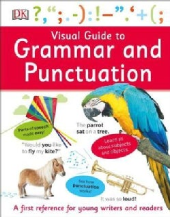 Visual Guide to Grammar and Punctuation (Hardcover)