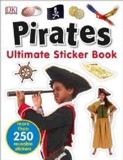 Pirates Ultimate Sticker Book (Paperback)