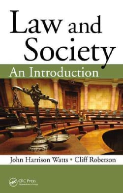 Law and Society: An Introduction (Hardcover)