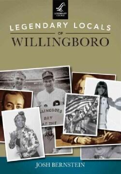 Legendary Locals of Willingboro, New Jersey (Paperback)