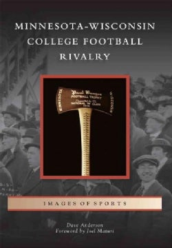Minnesota-Wisconsin College Football Rivalry (Paperback)