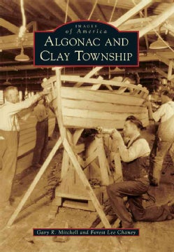 Algonac and Clay Township (Paperback)