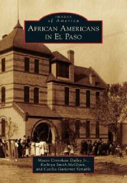 African Americans in El Paso (Paperback)