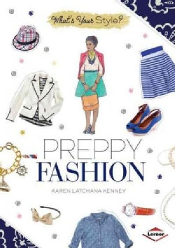 Preppy Fashion (Hardcover)