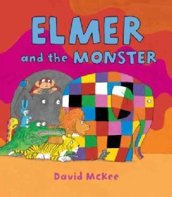 Elmer and the Monster (Hardcover)