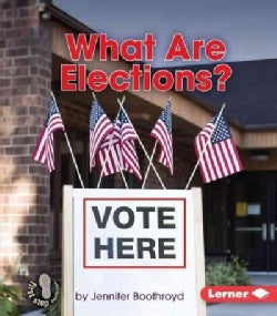What Are Elections? (Paperback)
