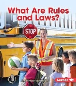 What Are Rules and Laws? (Paperback)