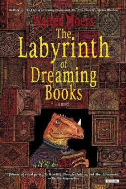 The Labyrinth of Dreaming Books (Paperback)
