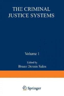 The Criminal Justice System (Paperback)