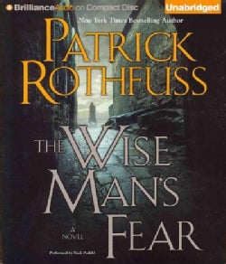The Wise Man's Fear (CD-Audio)