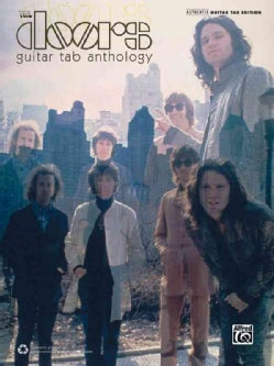 The Doors: Guitar Tab Anthology, Authentic Guitar Tab Edition (Paperback)