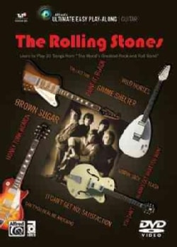 Ultimate Easy Guitar Play-Along the Rolling Stones (DVD video)