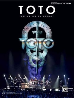 Toto: Authentic Guitar Tab Edition (Paperback)
