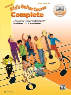 Alfred's Kid's Guitar Course Complete: The Easiest Guitar Method Ever!