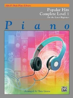 Alfred's Basic Piano Library Popular Hits Complete: For the Later Beginner (Paperback)
