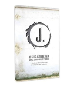 Jesus-centered Small Group Bible Studies: 7 Sessions for Discovering Jesus in the Old and New Testaments (Paperback)