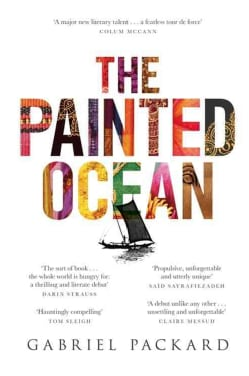 The Painted Ocean (Hardcover)
