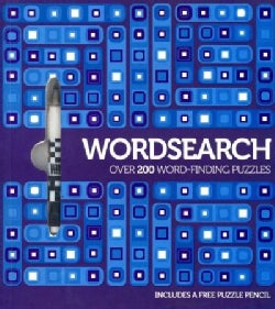 Wordsearch: Over 200 Word-finding Puzzles (Paperback)