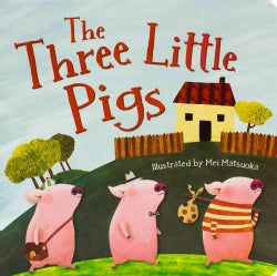 The Three Little Pigs (Board book)