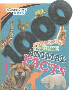 Strange but True Animal Facts (Paperback)