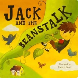 Jack and the Beanstalk (Board book)