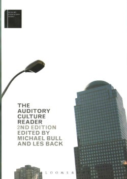 The Auditory Culture Reader (Paperback)
