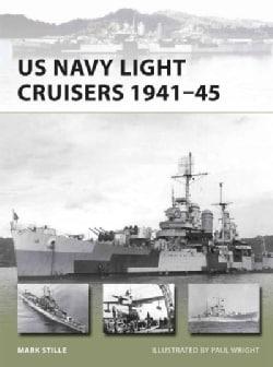 US Navy Light Cruisers 1941–45 (Paperback)