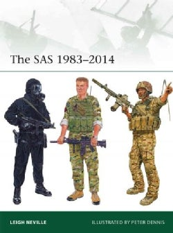 The SAS 1983-2014 (Paperback)
