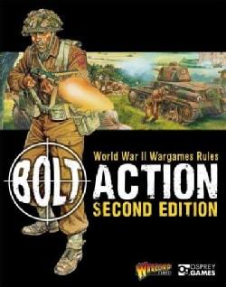 World War II Wargames Rules (Hardcover)