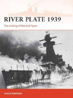 River Plate 1939: The Sinking of the Graf Spee (Paperback)