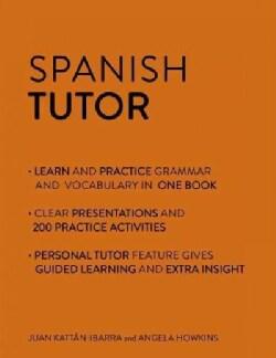 Teach Yourself Spanish Tutor: Grammar and Vocabulary Workbook (Paperback)