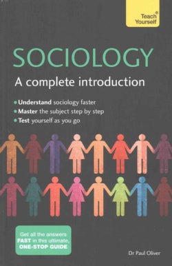 Teach Yourself Sociology: A Complete Introduction (Paperback)