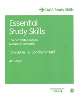 Essential Study Skills: The Complete Guide to Success at University (Paperback)